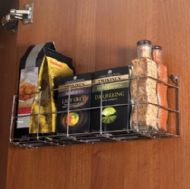 DEEP SPICE / JAR RACK - Single Tier to suit 500mm wide cabinet door (ECF WWSYM1)
